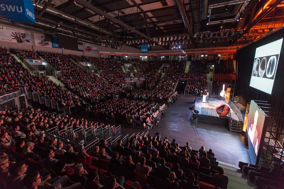 Weihnachtsfeier Ulm.Ratiopharm Arena Ulm Neu Ulm Event Möglichkeiten